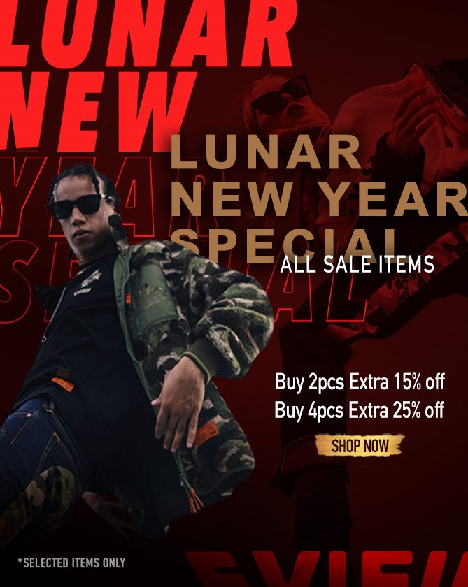 Lunar New year Special