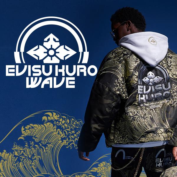EVISU KURO WAVE