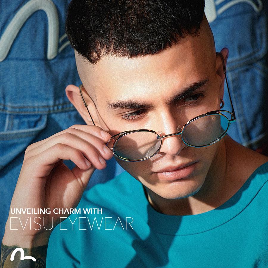 Eyewear Unveiling Charm