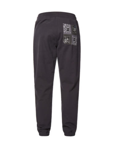 Bandana Print Pocket Sweatpants