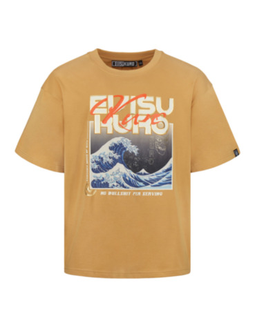 Ukiyo-E and Graphics Prints T-shirt